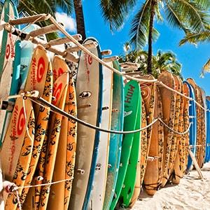 Surfboard Ding Repair & Waterlogging Prevention