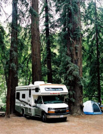 Tent, RV, and Awning Repair