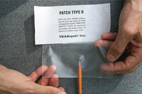 Tear-Aid Repair Patches - Home