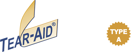 TEAR-AID® repair patches and repair kits