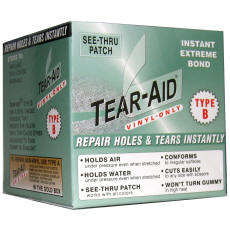 TEAR-AID® | Repair Patches Tear-Aid | Repair Patch